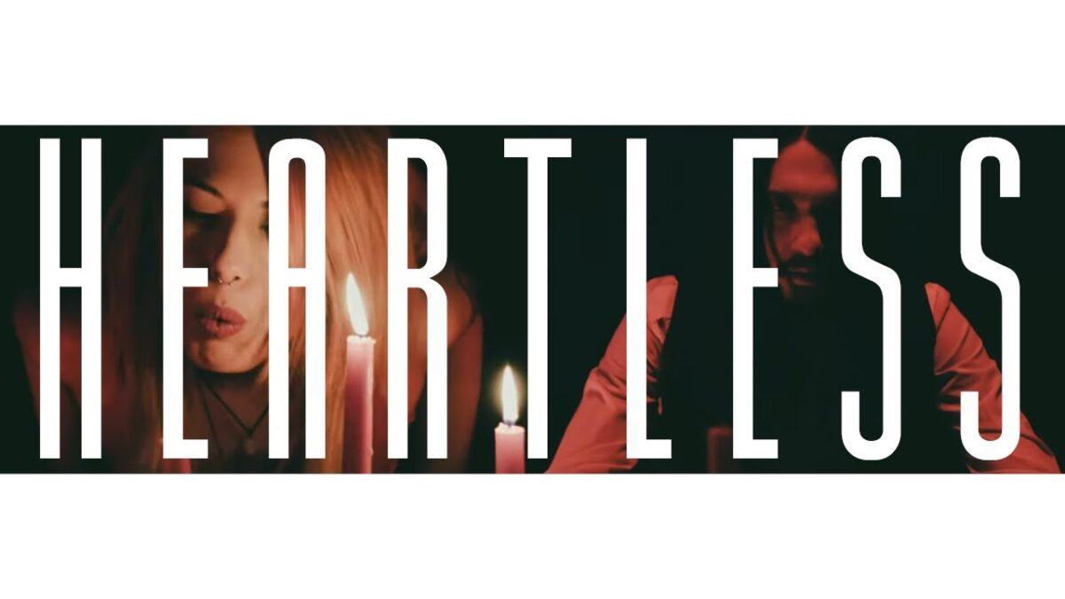 "Furor- Δείτε το βίντεο για το καινούργιο κομμάτι ""Heartless"""