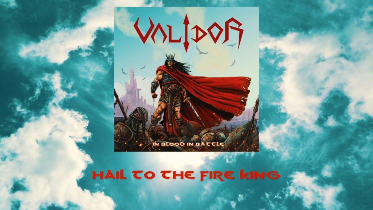 VALIDOR – Ακούστε το νέο τους κομμάτι
