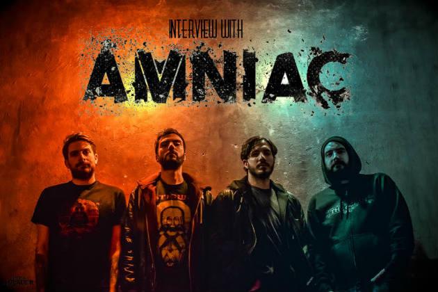 "Amniac- ""Είμαστε πολύ ικανοποιημένοι από το τελικό αποτέλεσμα του 'Matriarch'"""