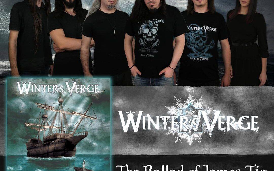 "WINTER'S VERGE – Δείτε το βίντεο για το κομμάτι ""Blood on the Foam"""