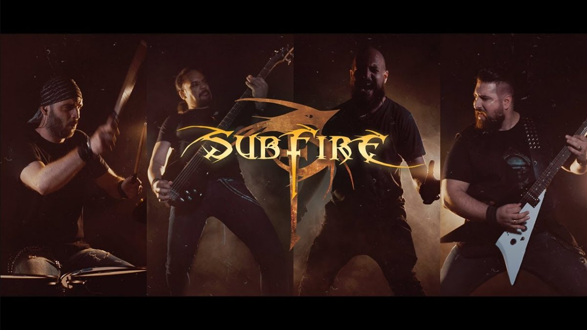 SUBFIRE-Ανακοίνωση νέου official music video και προπαραγγελιών για το νέο άλμπουμ