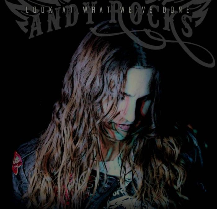 """ANDΥ ROCKS – """"Look at what we've done!"""" **REVIEW**"""