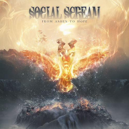 """SOCIAL SCREAM – """"From Ashes To Hope"""" **REVIEW**"""